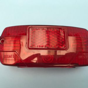 Aprilia Tail light Lens ~ High Holes