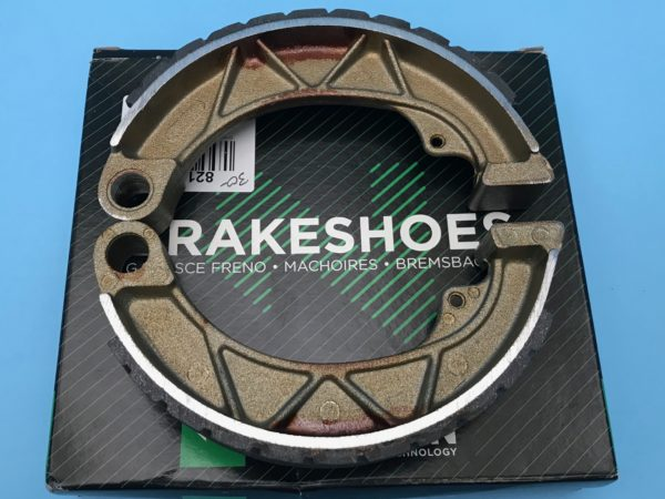 Lambretta Brake Shoes - Series 1-3