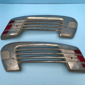 "Vigano ""Toasters"" for Vespa Sprint, Super, SS 180 and GL"