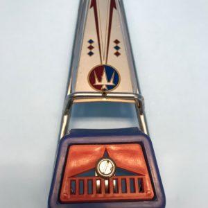 Vespa horncast embellisher 1964 small frame nos